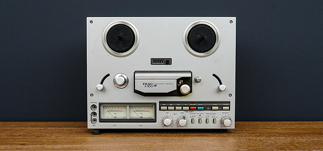 #0095816 TEAC X-300