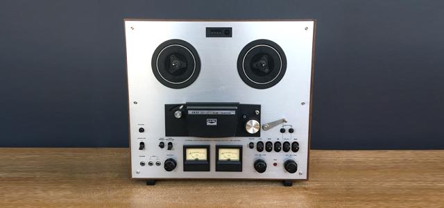 #0095832 AKAI GX-230D Tape Recorder