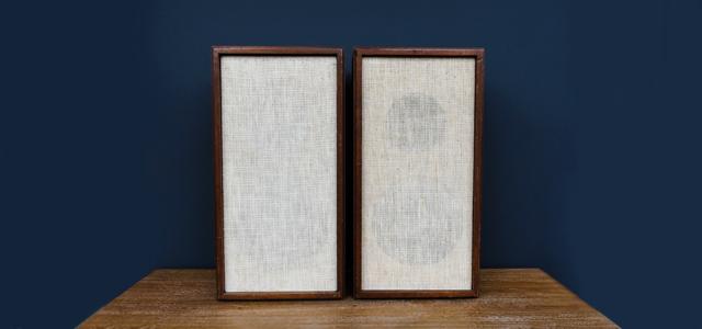 #0143803 KLH Model Twenty Speakers